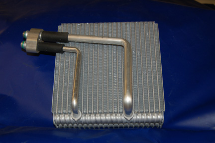 The evaporator is an important part of your car's A/C system