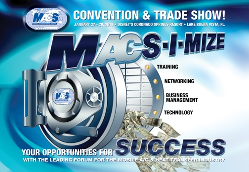 Top Automotive Trainers To Present At MACS Convention Mobile Air - Automotive convention