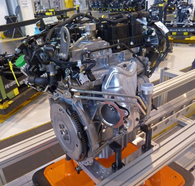 The New Fuel-Efficient 1.5-liter EcoBoost Engine