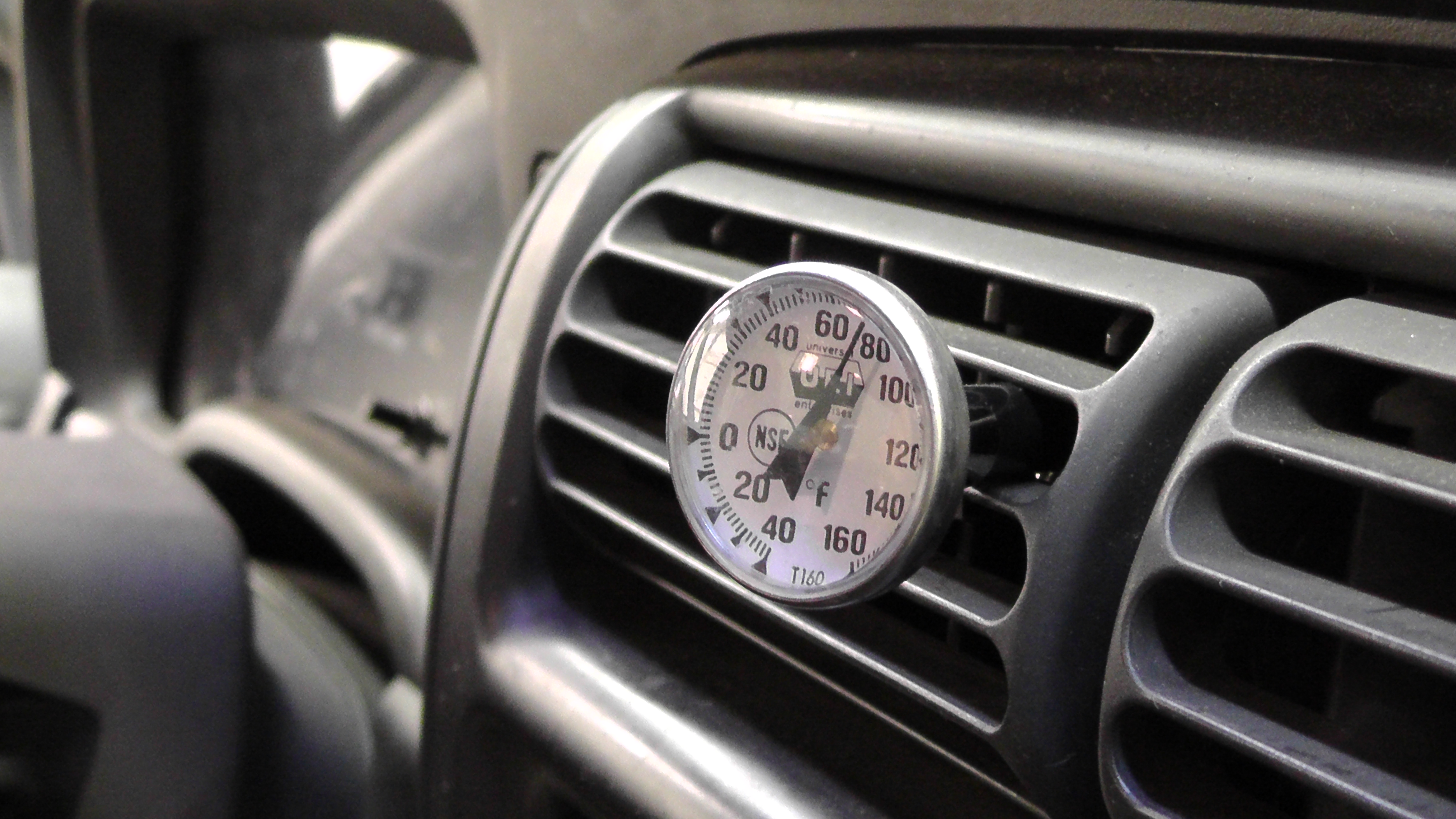 Keep A Thermometer In Your Vent Mobile Air Conditioning Society Control Ac Nissan March S1560151 Figure 2