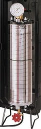 Liquid charge cylinder