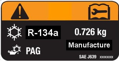 SAE J639 label