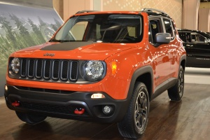 FCA launched the all-new Jeep Renegade earlier this year.