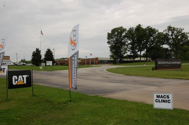 T/CCI's climatic wind tunnel facility in Decatur, IL