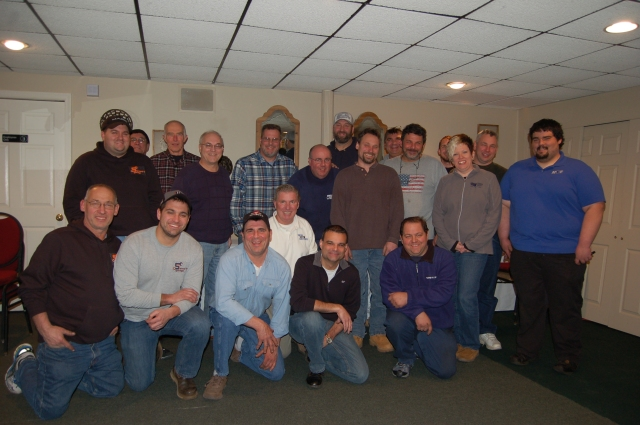 AASP-PA hosted a MACS Section 609 Certification class at Landis Creek Golf Club in Limerick, PA.