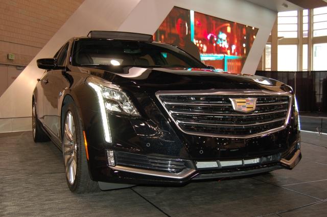 Figure 6 - DSC_9277 2016 Cadillac CT6