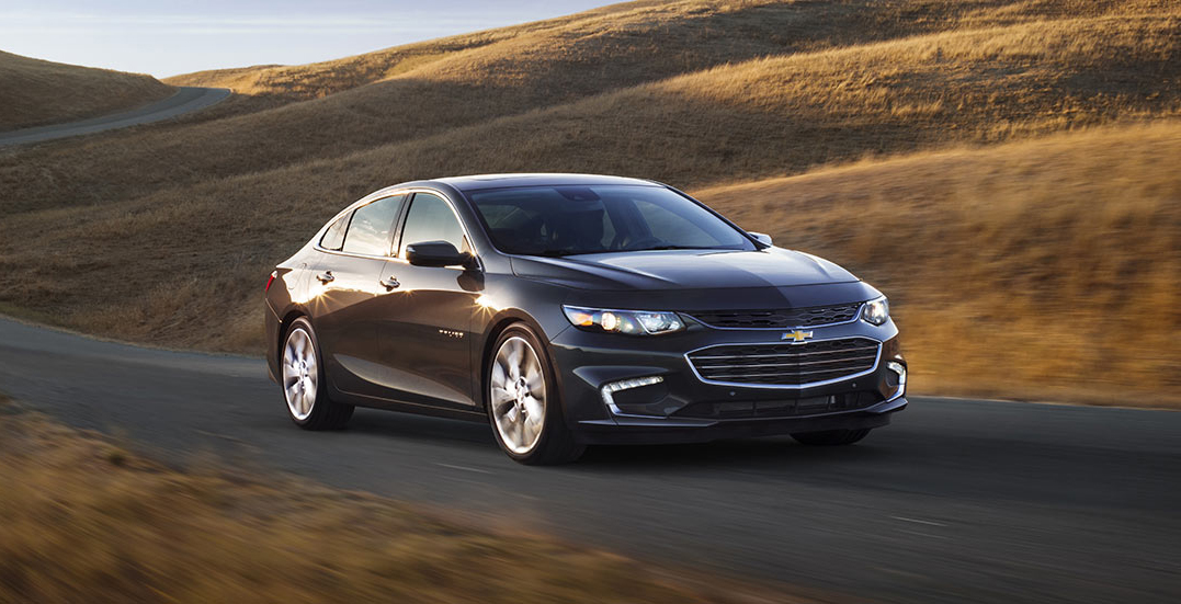 Chevrolet Malibu keeps you cool with R-1234yf | Mobile Air