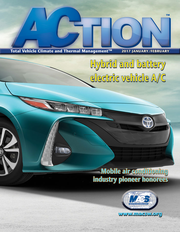 Hybrid and battery electric vehicle A/C | Mobile Air
