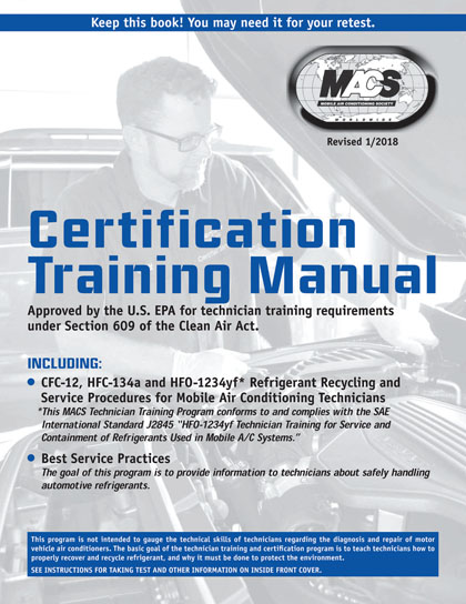 It S Not Your Daddy S Section 609 Certification Anymore