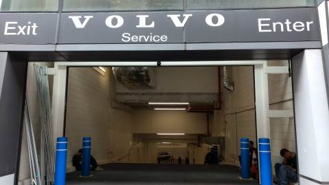 Volvo of Manhattan Service Dept