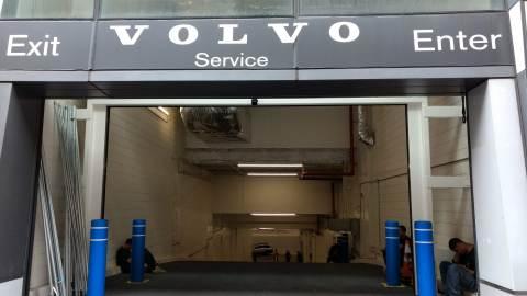 Volvo of Manhattan Service Dept